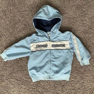 💙 Harley-Davidson blue toddler jacket